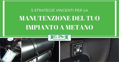 Manutenzione impianto a metano