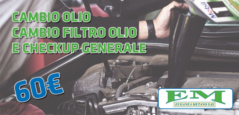 Offerta check up auto
