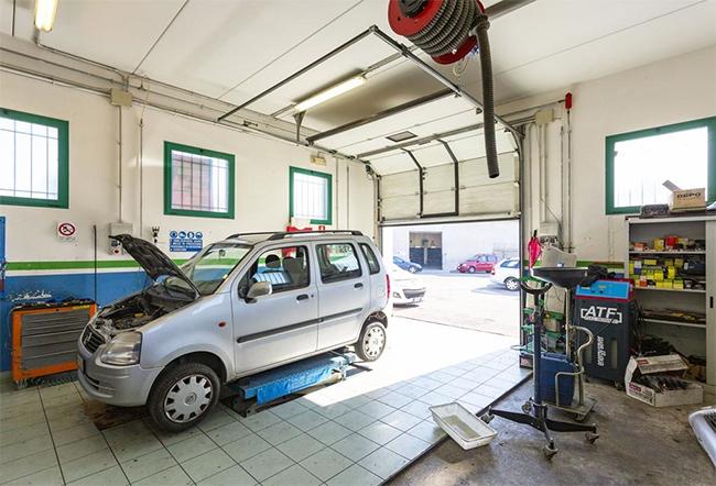 Officina meccanica specializzata a Monselice