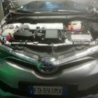 Esempio impianto gpl auto ibrida