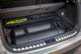 impianto-ibrido-a-metano automobile