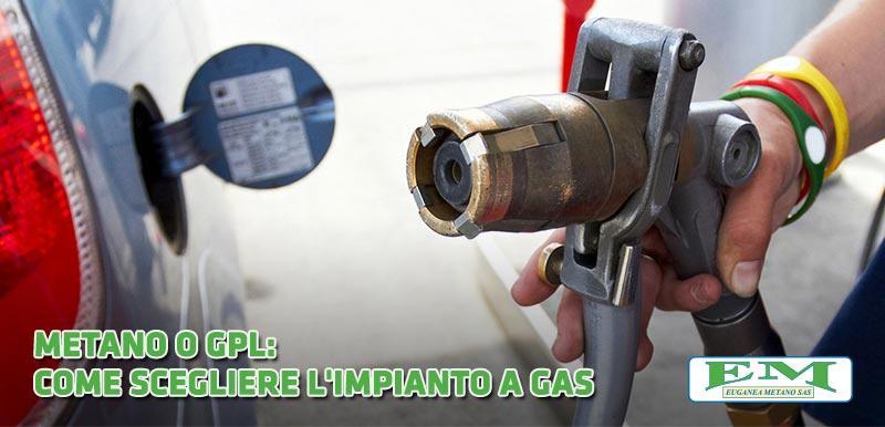 come scegliere fra impianto metano e impianto a gpl per l'auto